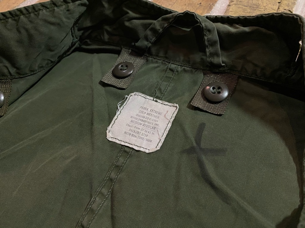 マグネッツ神戸店 11/21(土)Superior入荷! #2 US.Military  M-65 !!!_c0078587_15555323.jpg