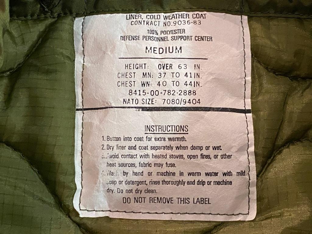 マグネッツ神戸店 11/21(土)Superior入荷! #2 US.Military  M-65 !!!_c0078587_20092669.jpg
