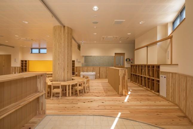 祝竣工 多摩みどり幼稚園記念館_b0323817_15031567.jpg