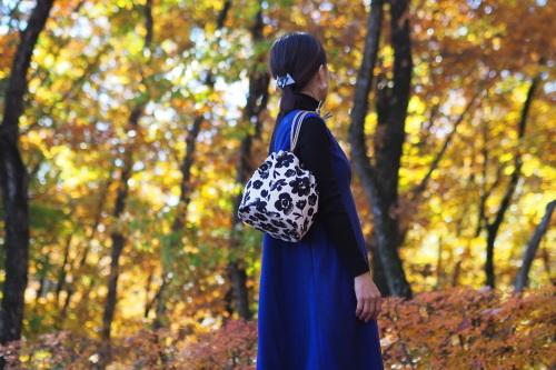 「kinchaku bag」いろんな素材で6タイプ_e0243765_23211495.jpg