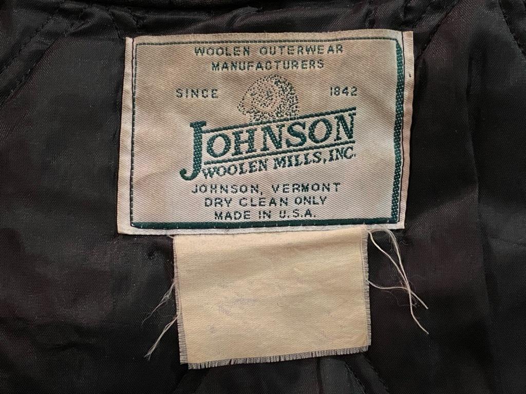 マグネッツ神戸店 11/21(土)Superior入荷! #4 Pendleton & Johnson Woolen Mills !!!_c0078587_14022038.jpg