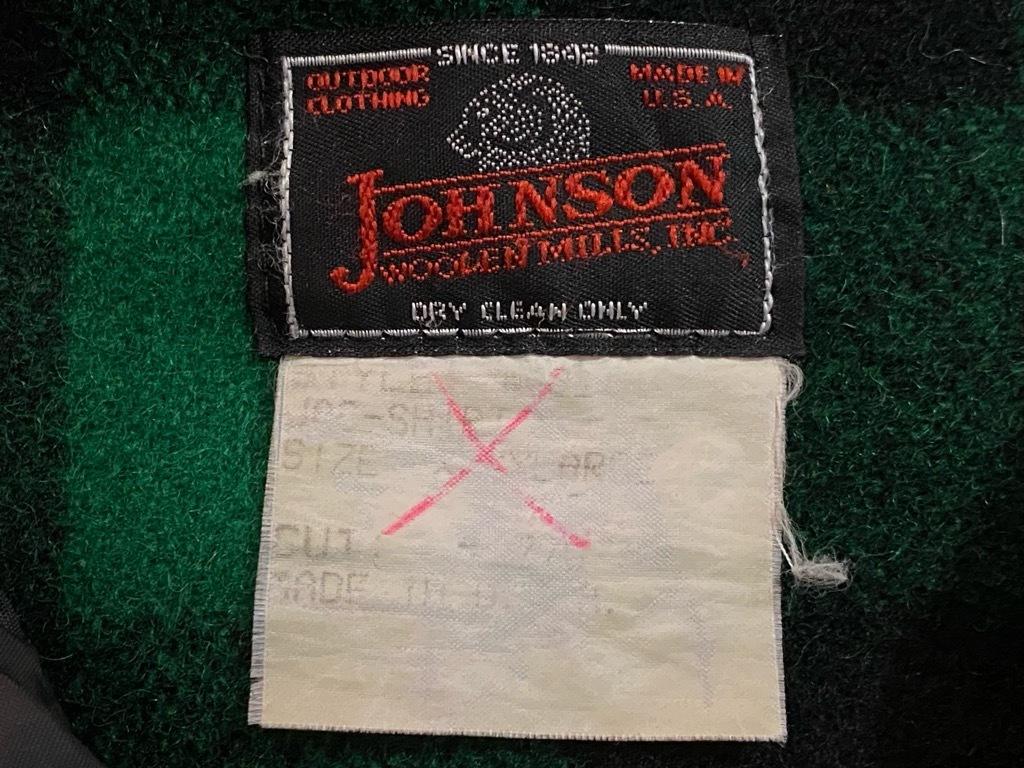 マグネッツ神戸店 11/21(土)Superior入荷! #4 Pendleton & Johnson Woolen Mills !!!_c0078587_14045077.jpg