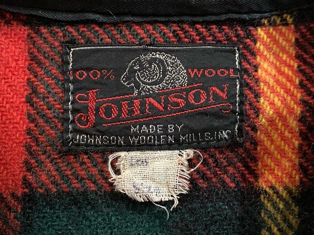 マグネッツ神戸店 11/21(土)Superior入荷! #4 Pendleton & Johnson Woolen Mills !!!_c0078587_14052971.jpg