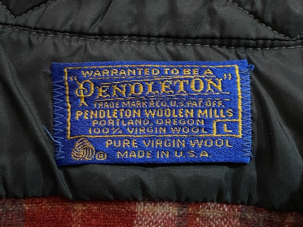 マグネッツ神戸店 11/21(土)Superior入荷! #4 Pendleton & Johnson Woolen Mills !!!_c0078587_14064382.jpg