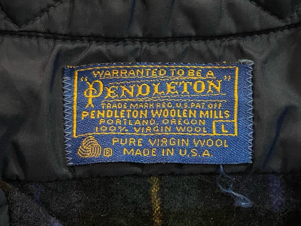マグネッツ神戸店 11/21(土)Superior入荷! #4 Pendleton & Johnson Woolen Mills !!!_c0078587_14071656.jpg