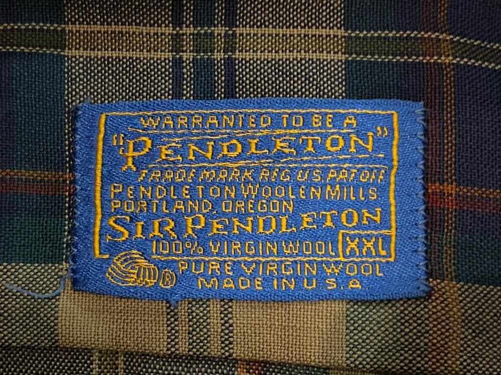 マグネッツ神戸店 11/21(土)Superior入荷! #4 Pendleton & Johnson Woolen Mills !!!_c0078587_14100835.jpg
