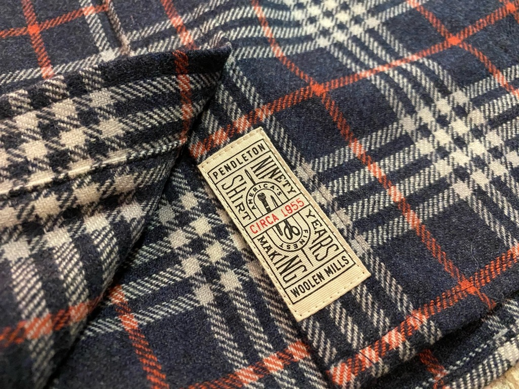 マグネッツ神戸店 11/21(土)Superior入荷! #4 Pendleton & Johnson Woolen Mills !!!_c0078587_14112186.jpg