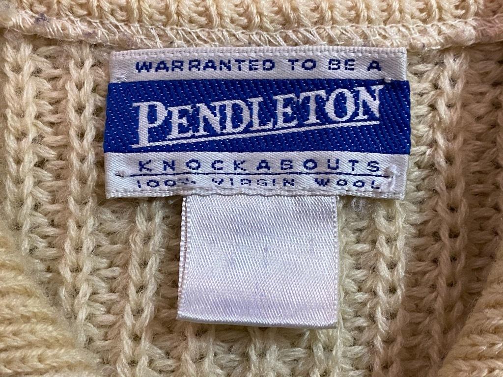 マグネッツ神戸店 11/21(土)Superior入荷! #4 Pendleton & Johnson Woolen Mills !!!_c0078587_14114901.jpg