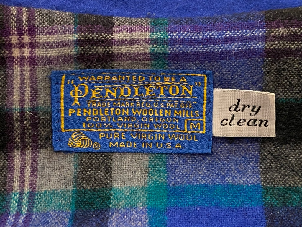 マグネッツ神戸店 11/21(土)Superior入荷! #4 Pendleton & Johnson Woolen Mills !!!_c0078587_14162848.jpg