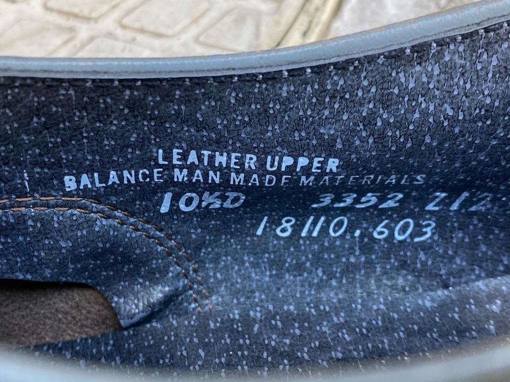 マグネッツ神戸店 11/21(土)Superior入荷! #5 RedWing Boots+Leather Shoes!!!_c0078587_14363879.jpg