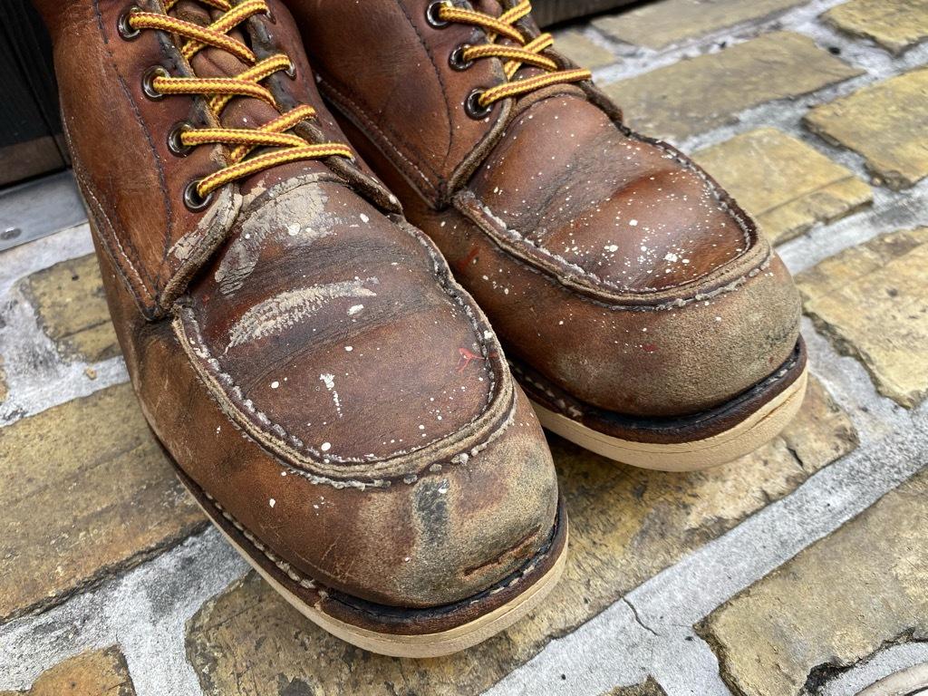 マグネッツ神戸店 11/21(土)Superior入荷! #5 RedWing Boots+Leather Shoes!!!_c0078587_15063820.jpg