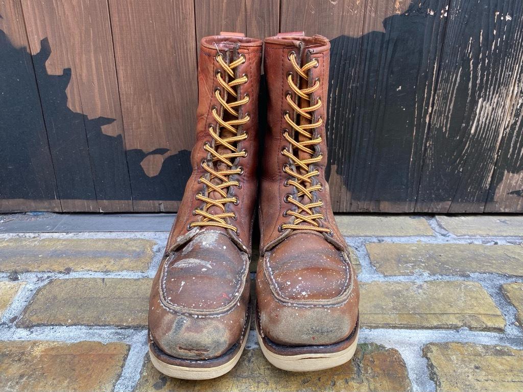 マグネッツ神戸店 11/21(土)Superior入荷! #5 RedWing Boots+Leather Shoes!!!_c0078587_15063854.jpg