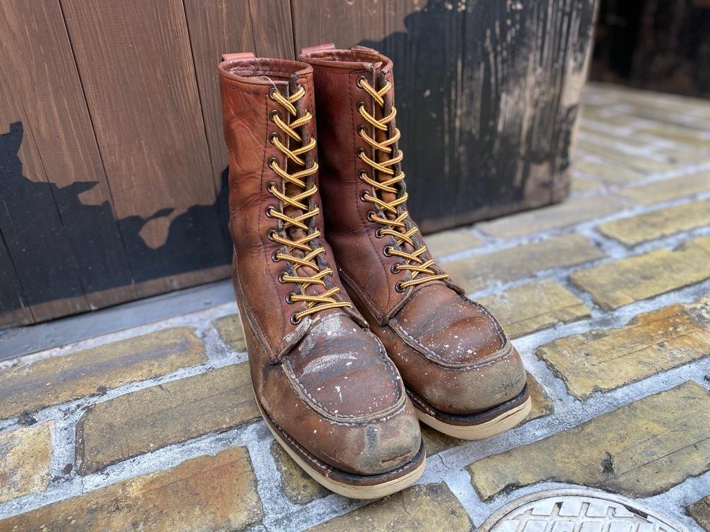 マグネッツ神戸店 11/21(土)Superior入荷! #5 RedWing Boots+Leather Shoes!!!_c0078587_15063939.jpg
