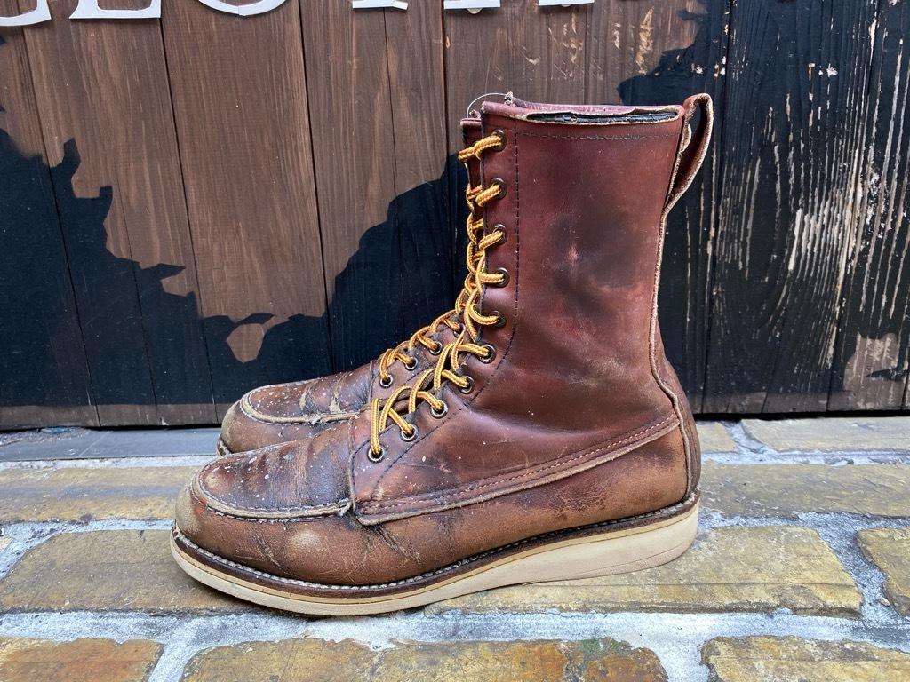 マグネッツ神戸店 11/21(土)Superior入荷! #5 RedWing Boots+Leather Shoes!!!_c0078587_15092712.jpg