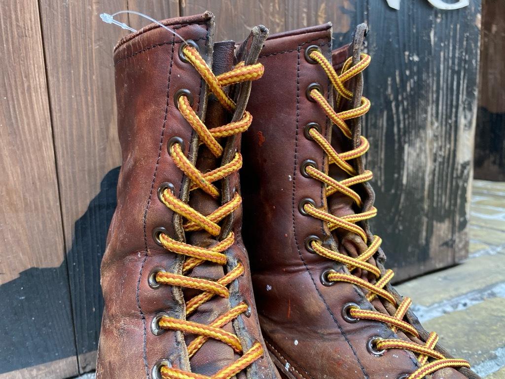 マグネッツ神戸店 11/21(土)Superior入荷! #5 RedWing Boots+Leather Shoes!!!_c0078587_15092843.jpg