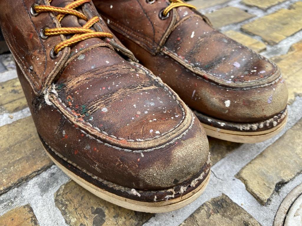 マグネッツ神戸店 11/21(土)Superior入荷! #5 RedWing Boots+Leather Shoes!!!_c0078587_15092865.jpg