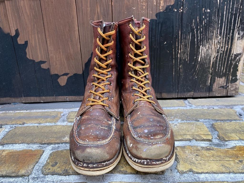 マグネッツ神戸店 11/21(土)Superior入荷! #5 RedWing Boots+Leather Shoes!!!_c0078587_15092929.jpg