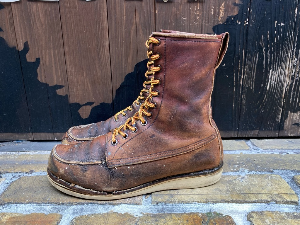 マグネッツ神戸店 11/21(土)Superior入荷! #5 RedWing Boots+Leather Shoes!!!_c0078587_15102335.jpg