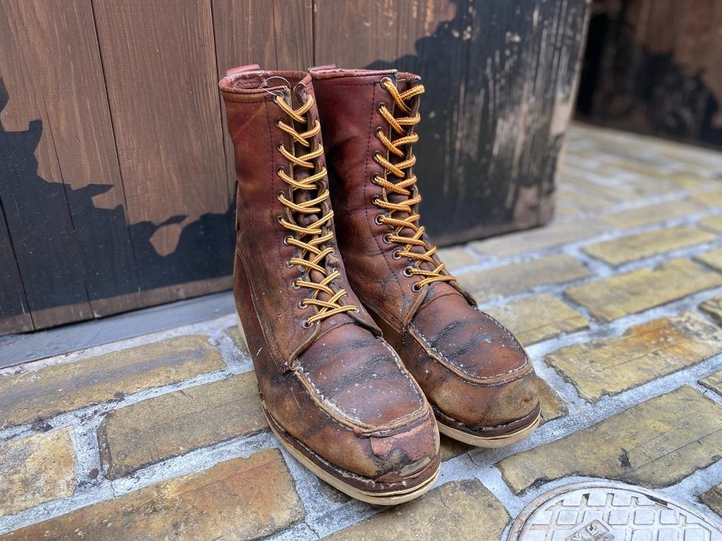 マグネッツ神戸店 11/21(土)Superior入荷! #5 RedWing Boots+Leather Shoes!!!_c0078587_15102336.jpg