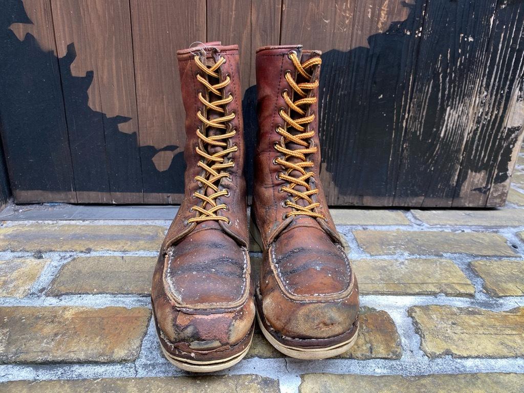 マグネッツ神戸店 11/21(土)Superior入荷! #5 RedWing Boots+Leather Shoes!!!_c0078587_15102355.jpg