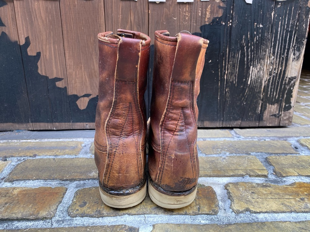 マグネッツ神戸店 11/21(土)Superior入荷! #5 RedWing Boots+Leather Shoes!!!_c0078587_15102418.jpg