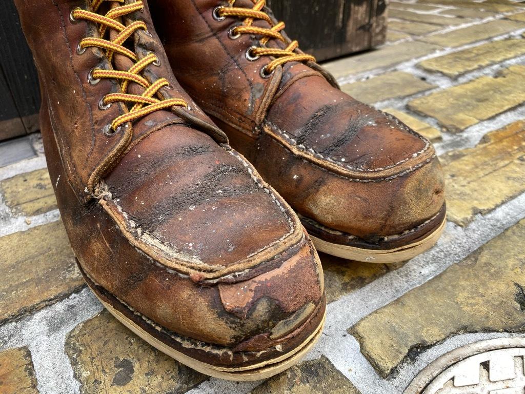 マグネッツ神戸店 11/21(土)Superior入荷! #5 RedWing Boots+Leather Shoes!!!_c0078587_15102470.jpg