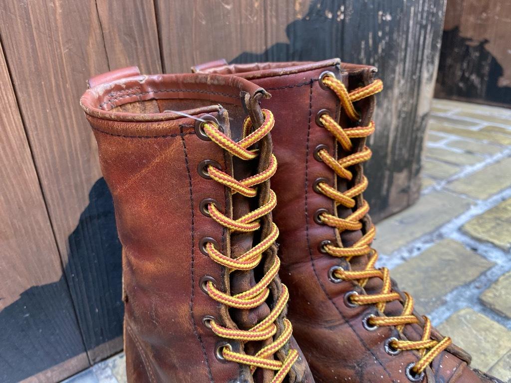 マグネッツ神戸店 11/21(土)Superior入荷! #5 RedWing Boots+Leather Shoes!!!_c0078587_15102471.jpg