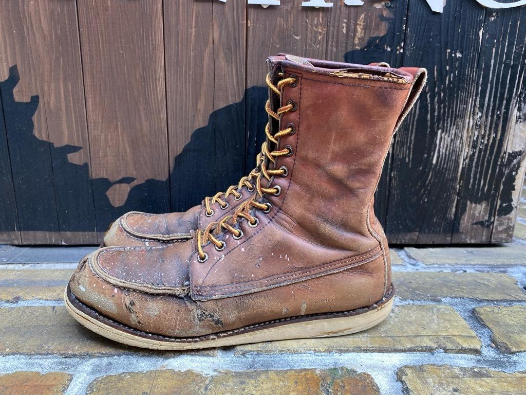 マグネッツ神戸店 11/21(土)Superior入荷! #5 RedWing Boots+Leather Shoes!!!_c0078587_15105422.jpg