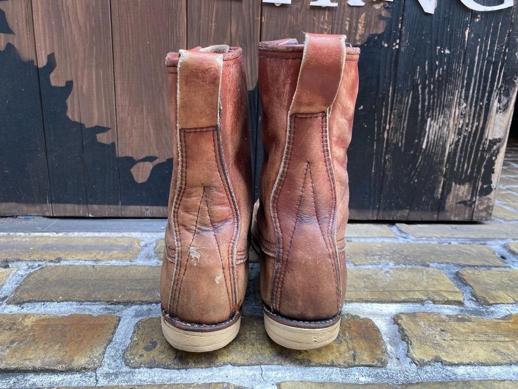 マグネッツ神戸店 11/21(土)Superior入荷! #5 RedWing Boots+Leather Shoes!!!_c0078587_15105446.jpg