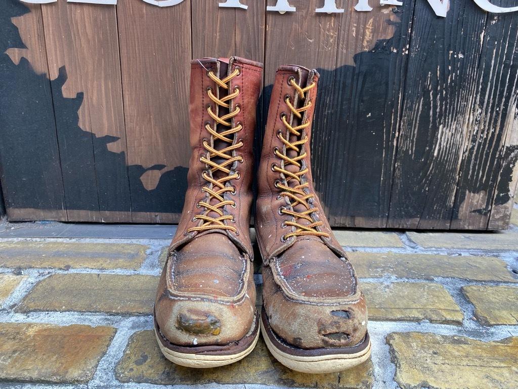 マグネッツ神戸店 11/21(土)Superior入荷! #5 RedWing Boots+Leather Shoes!!!_c0078587_15105472.jpg