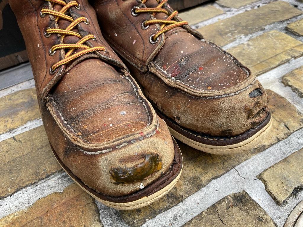 マグネッツ神戸店 11/21(土)Superior入荷! #5 RedWing Boots+Leather Shoes!!!_c0078587_15105500.jpg