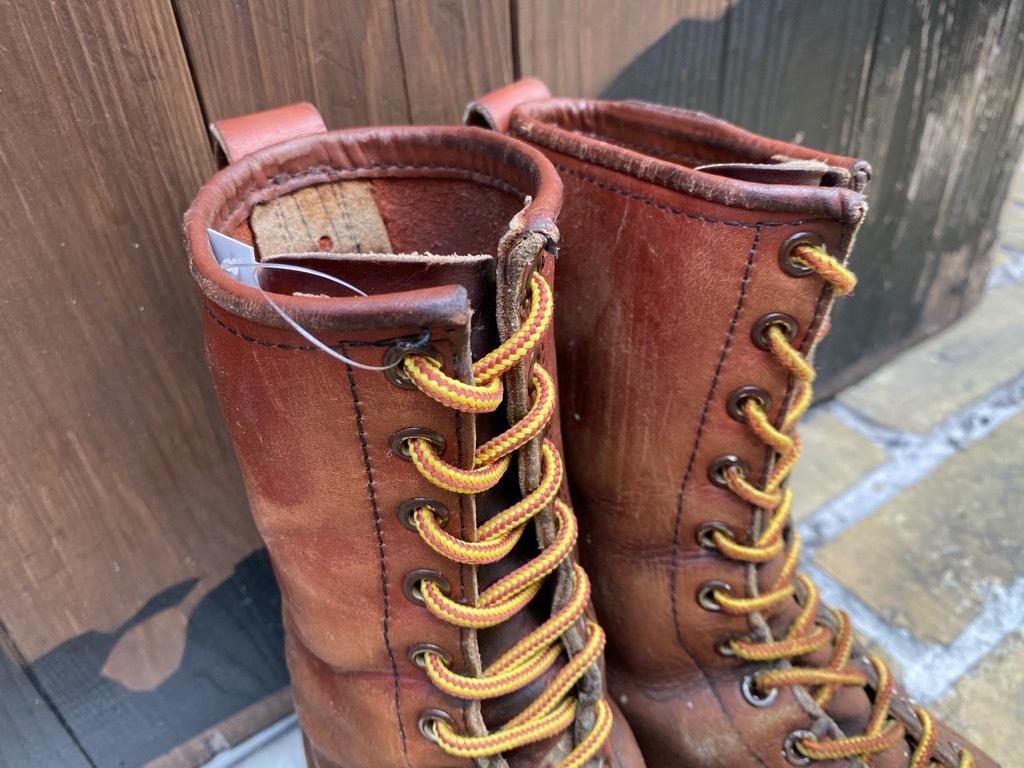 マグネッツ神戸店 11/21(土)Superior入荷! #5 RedWing Boots+Leather Shoes!!!_c0078587_15105521.jpg