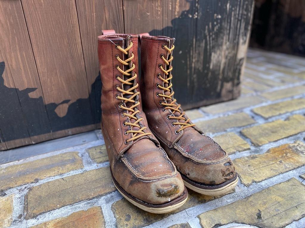 マグネッツ神戸店 11/21(土)Superior入荷! #5 RedWing Boots+Leather Shoes!!!_c0078587_15105684.jpg
