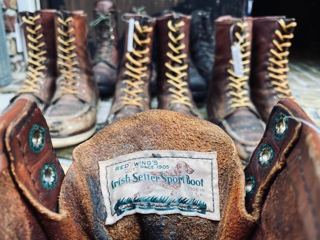 マグネッツ神戸店 11/21(土)Superior入荷! #5 RedWing Boots+Leather Shoes!!!_c0078587_15111335.jpg
