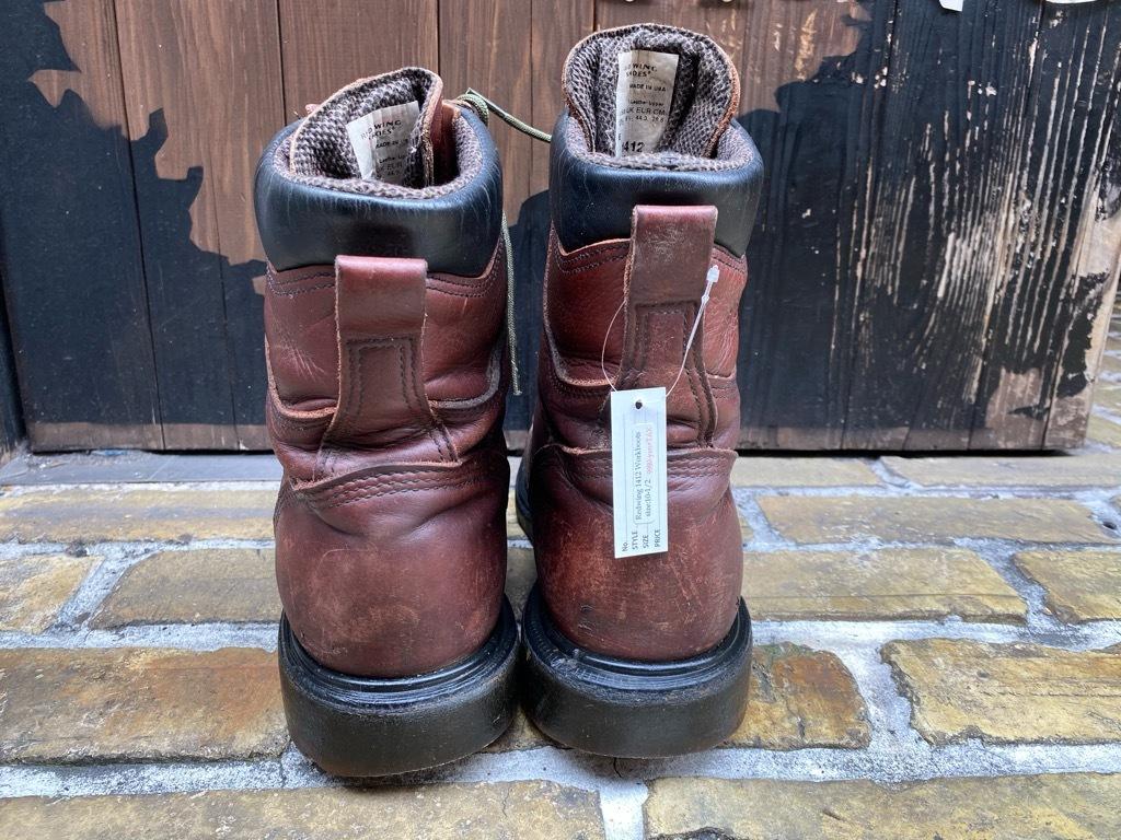 マグネッツ神戸店 11/21(土)Superior入荷! #5 RedWing Boots+Leather Shoes!!!_c0078587_15114594.jpg