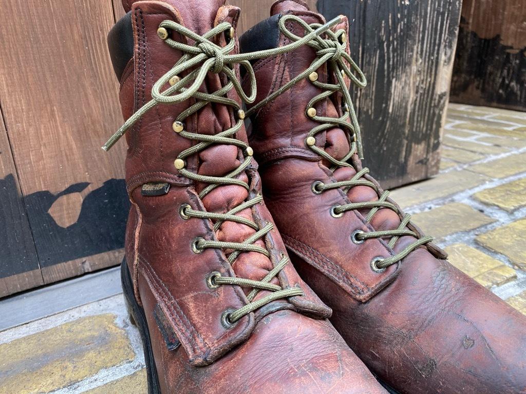 マグネッツ神戸店 11/21(土)Superior入荷! #5 RedWing Boots+Leather Shoes!!!_c0078587_15114626.jpg