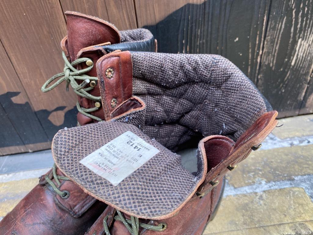 マグネッツ神戸店 11/21(土)Superior入荷! #5 RedWing Boots+Leather Shoes!!!_c0078587_15114628.jpg