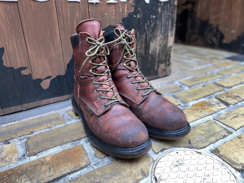 マグネッツ神戸店 11/21(土)Superior入荷! #5 RedWing Boots+Leather Shoes!!!_c0078587_15114662.jpg