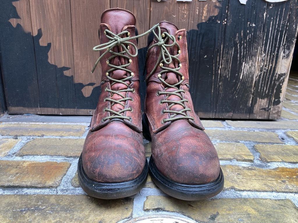 マグネッツ神戸店 11/21(土)Superior入荷! #5 RedWing Boots+Leather Shoes!!!_c0078587_15114786.jpg