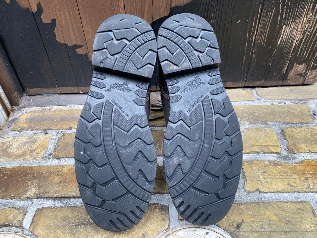 マグネッツ神戸店 11/21(土)Superior入荷! #5 RedWing Boots+Leather Shoes!!!_c0078587_15133106.jpg