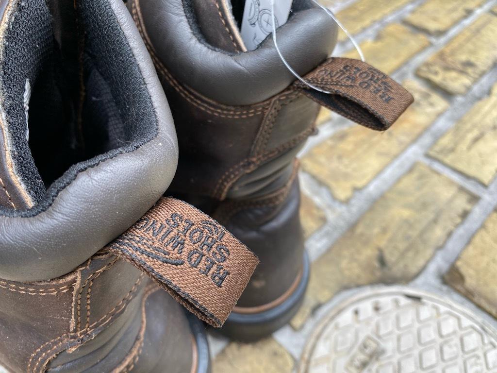 マグネッツ神戸店 11/21(土)Superior入荷! #5 RedWing Boots+Leather Shoes!!!_c0078587_15133120.jpg
