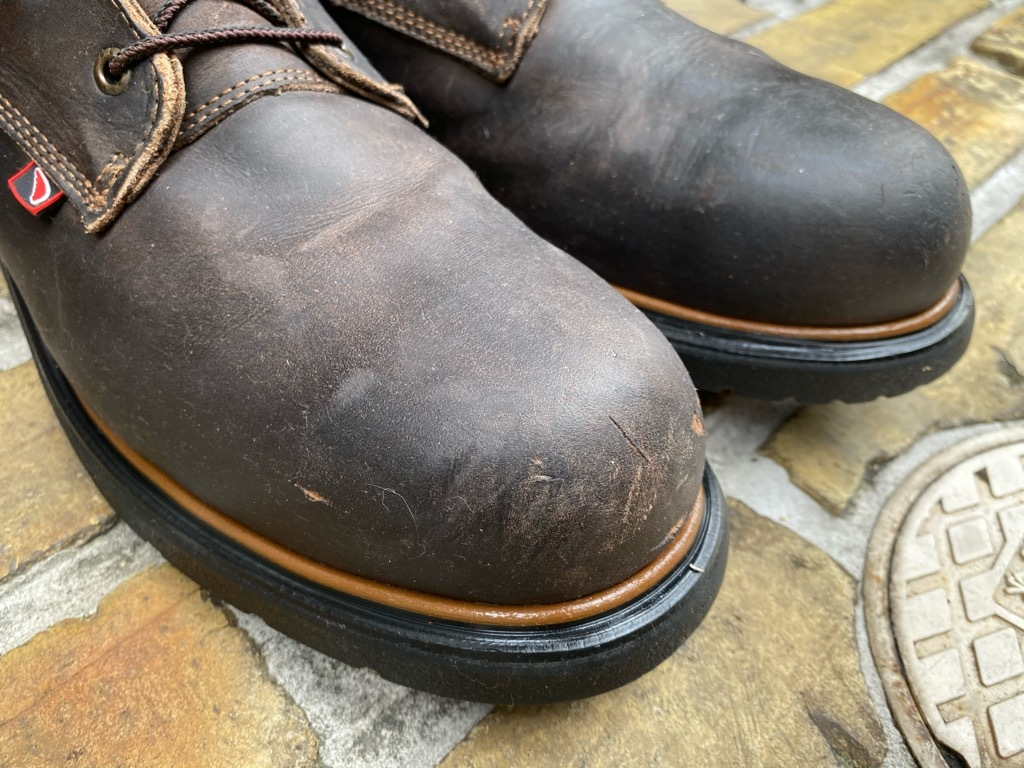 マグネッツ神戸店 11/21(土)Superior入荷! #5 RedWing Boots+Leather Shoes!!!_c0078587_15133181.jpg