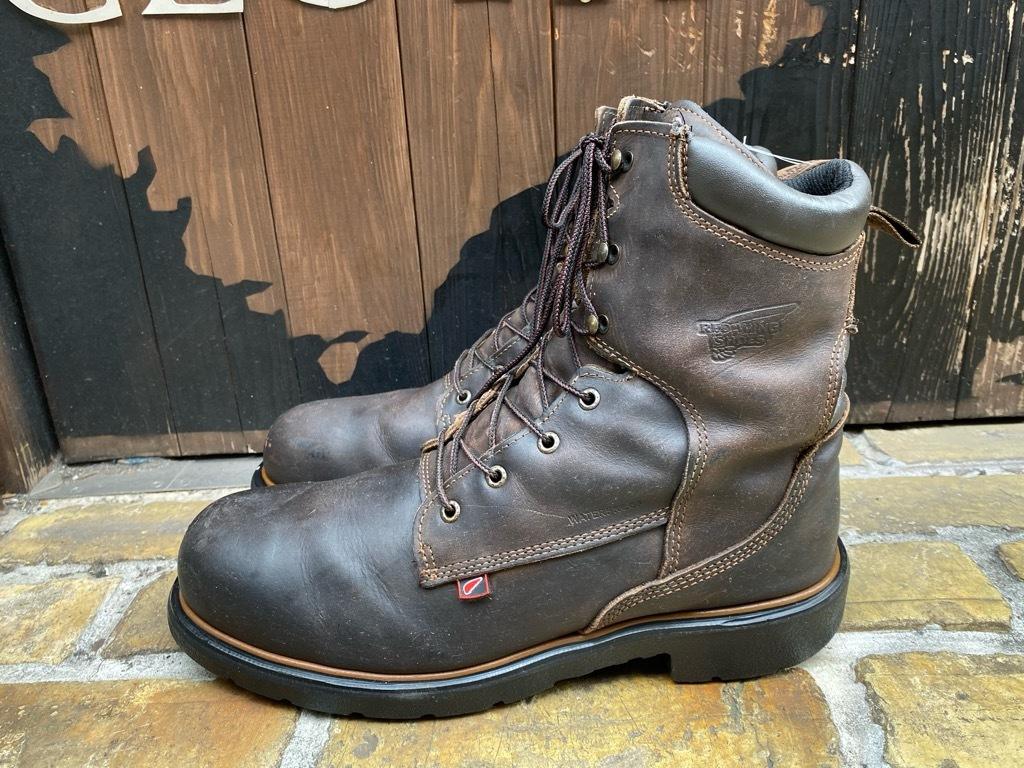 マグネッツ神戸店 11/21(土)Superior入荷! #5 RedWing Boots+Leather Shoes!!!_c0078587_15133246.jpg