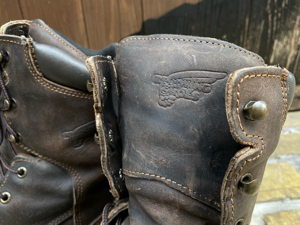 マグネッツ神戸店 11/21(土)Superior入荷! #5 RedWing Boots+Leather Shoes!!!_c0078587_15145072.jpg