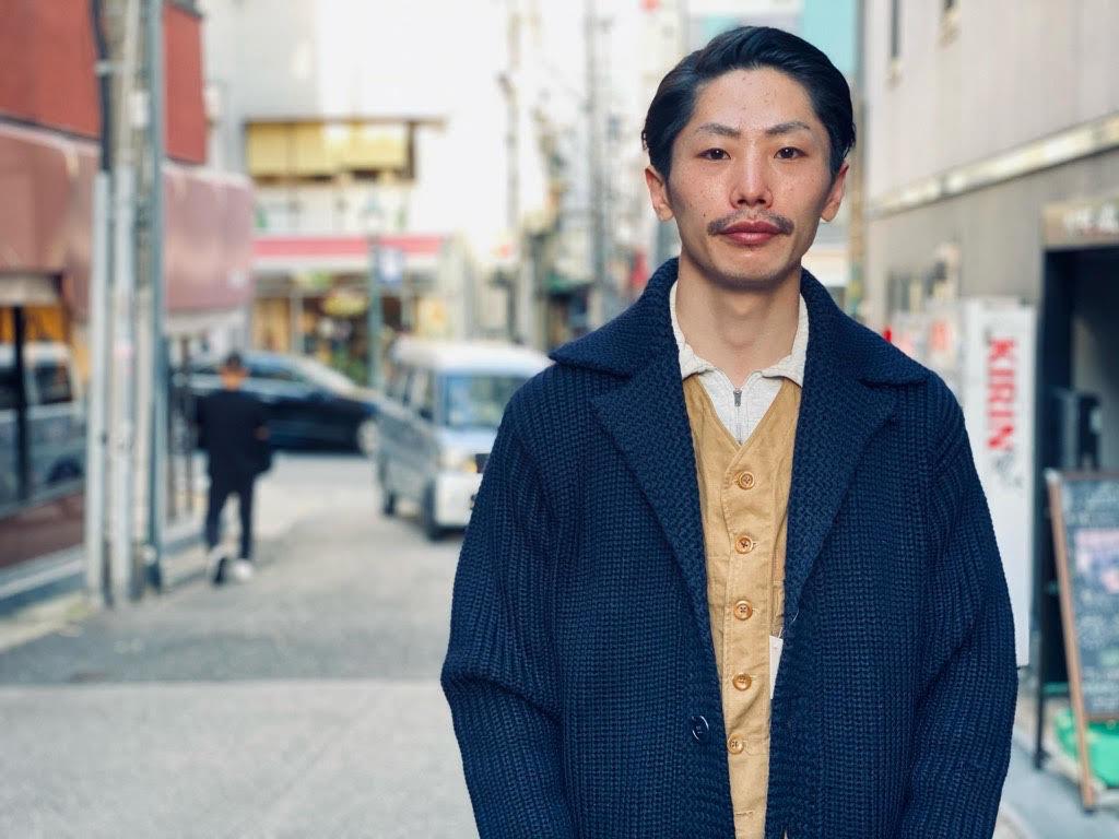 マグネッツ神戸店 11/21(土)Superior入荷! #3 Knit Item!!!_c0078587_16052229.jpg