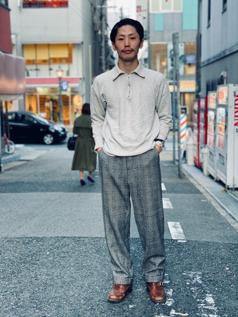 マグネッツ神戸店 11/21(土)Superior入荷! #4 Pendleton & Johnson Woolen Mills !!!_c0078587_16502370.jpg