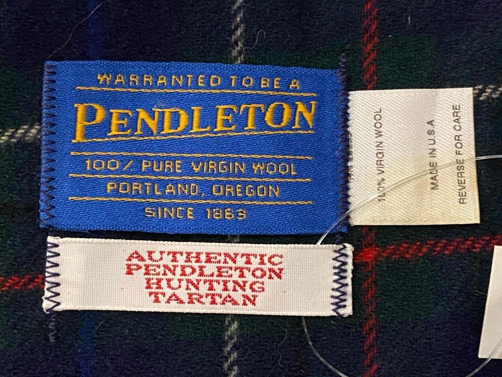 マグネッツ神戸店 11/21(土)Superior入荷! #4 Pendleton & Johnson Woolen Mills !!!_c0078587_16580792.jpg