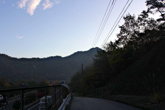 熊山登山 舟下山コースを登る!の巻_f0325295_17121046.jpg