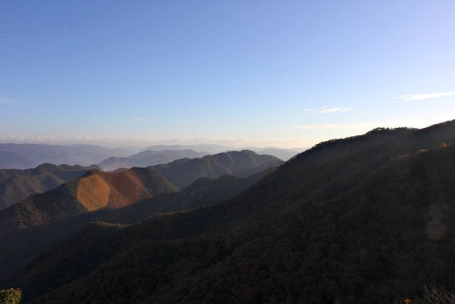 熊山登山 舟下山コースを登る!の巻_f0325295_17335660.jpg