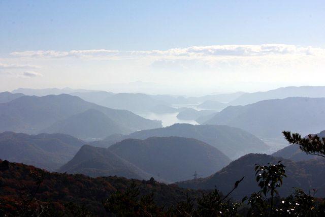 熊山登山 舟下山コースを登る!の巻_f0325295_18003665.jpg
